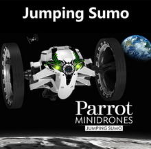 Original Parrot MiniDrones Jumping Sumo Car Controlled By iPhone / iPad with Camera Jumping car(China (Mainland))