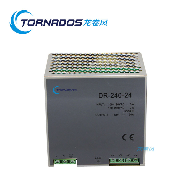 24V10A240W rail switching power supply control cabinet DR24024 manufacturers<br><br>Aliexpress