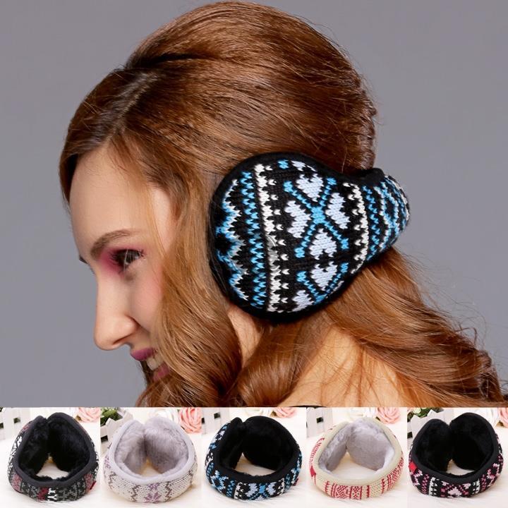 Stylish Casual New Behind The Ear Unisex Ear Warmers Earmuff#(China (Mainland))