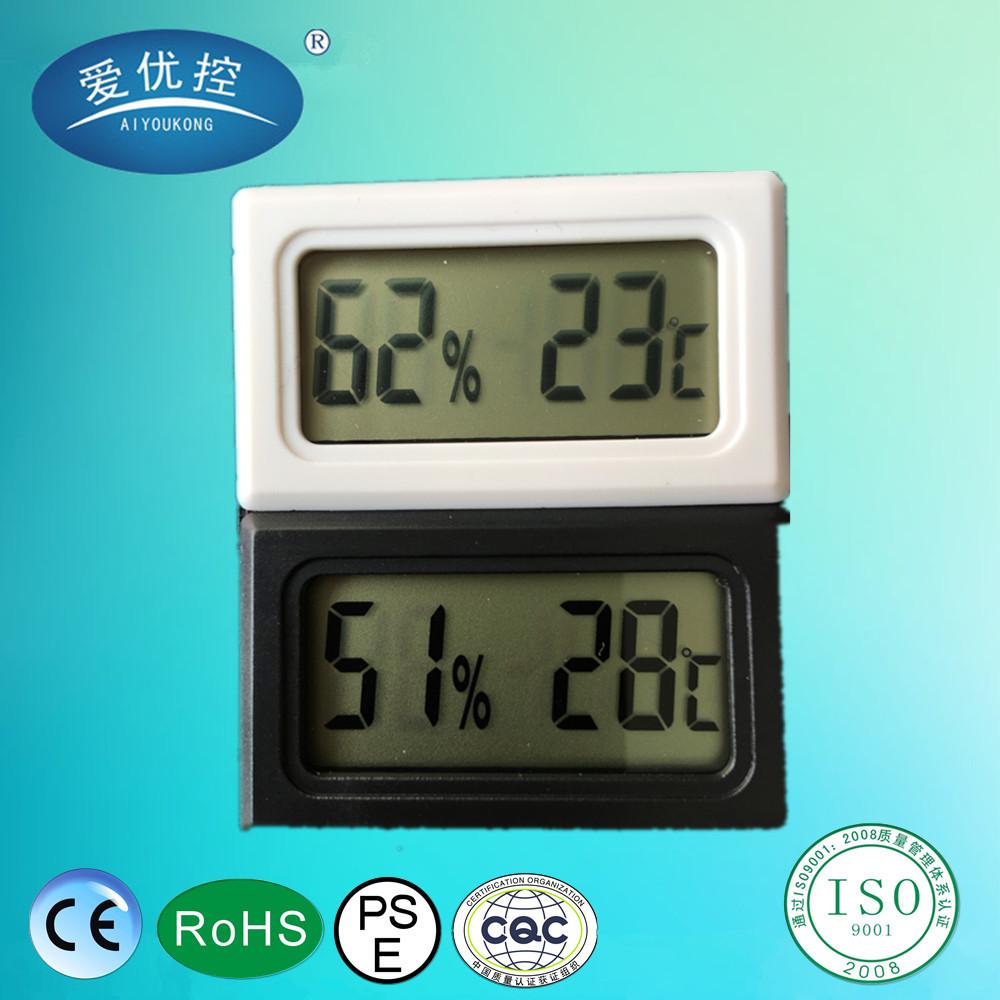 New Hot !!!Digital Temperature Thermometer Hygrometer Humidity Meter/tpm-20 Vivarium Tank Reptile Supplies(China (Mainland))