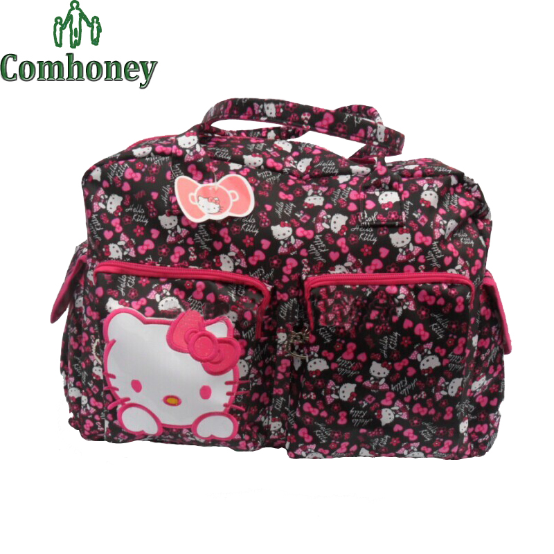 popular hello kitty diaper bag buy cheap hello kitty diaper bag lots from china hello kitty. Black Bedroom Furniture Sets. Home Design Ideas