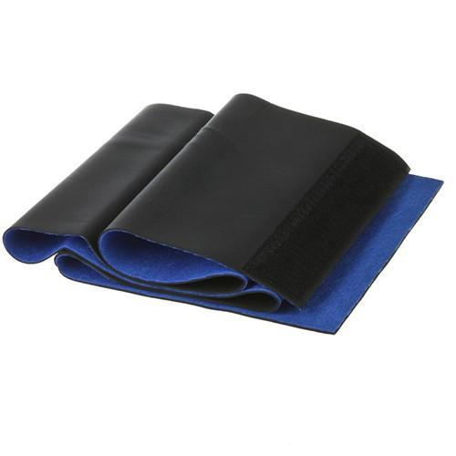 Синий похудения пояс cдюймers триммер фитнес-упражнения потеря веса сжигать жир сауна профилировщик тела для спорта