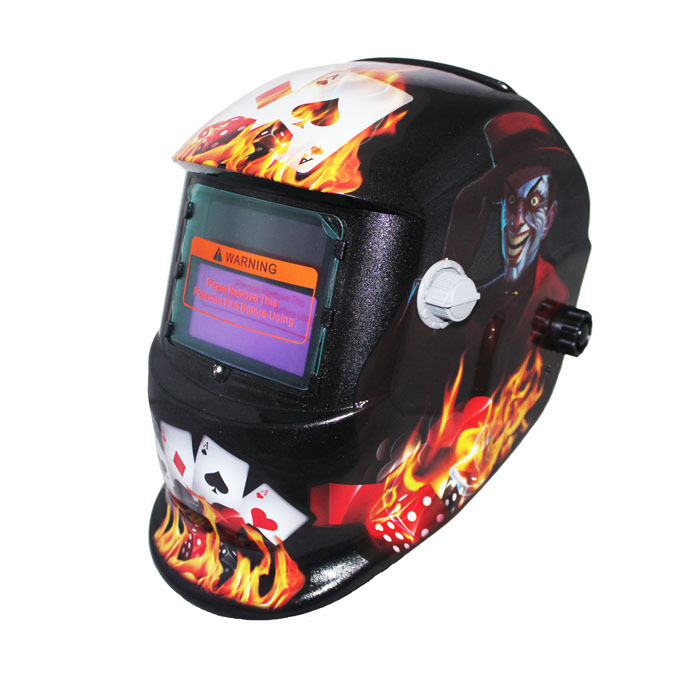 PRO Solar Auto darkening filter lens welding helmet/face mask/Electric welder mask/caps for TIG MIG MMA machine(China (Mainland))