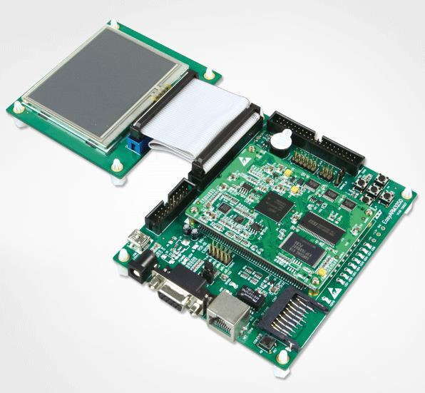 Free Shipping! 1pc ARM9 development board IPC learning board EasyARM3250(China (Mainland))