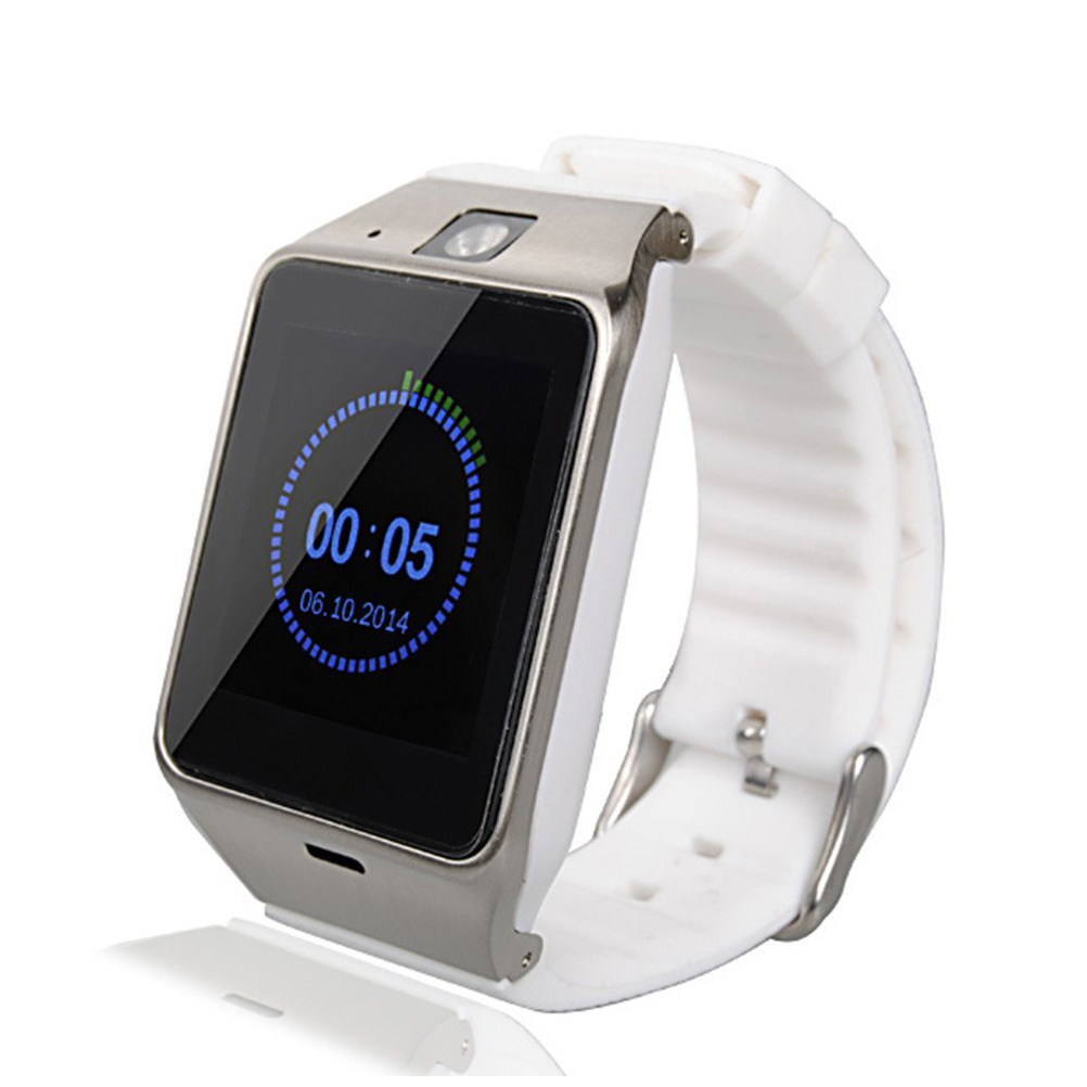 GV18 1.54-inch Touch Screen Watch Phone Mate with camera TF card slot  for Android for iphone GSM Bluetooth Smart Watch Wrist<br><br>Aliexpress