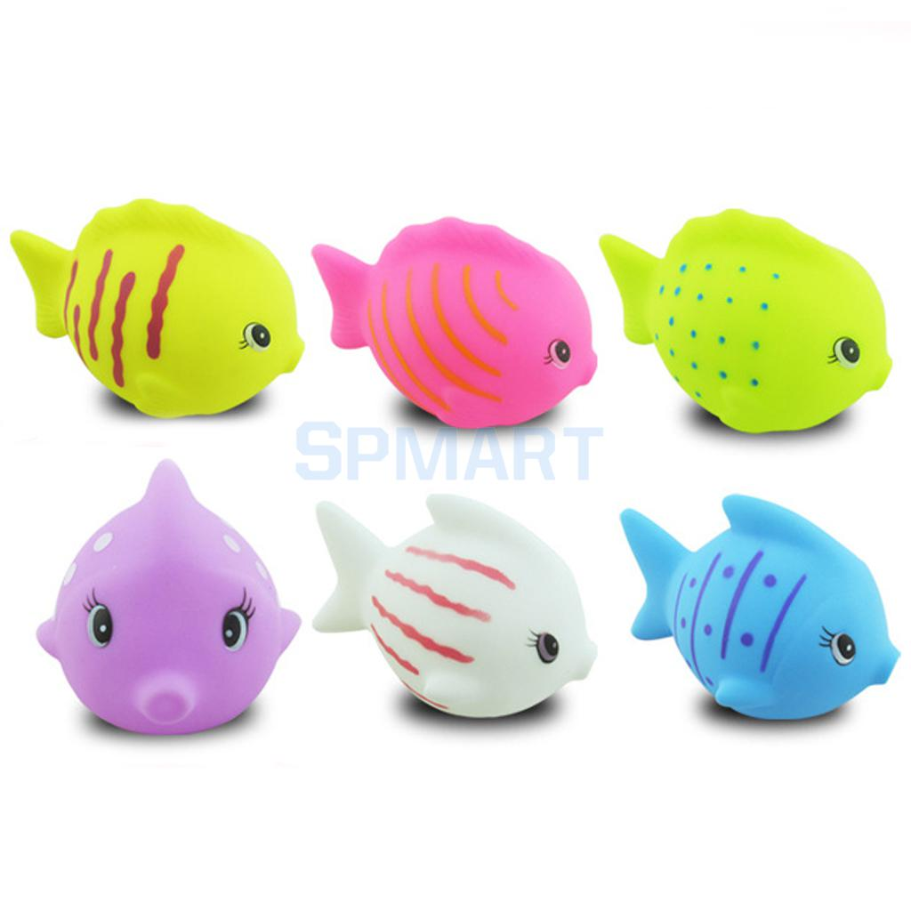 Floating rubber fish toy promotion shop for promotional for Rubber fish toy