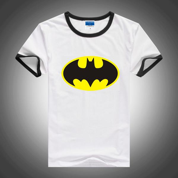 2015 New Cartoon Character Boys And Girls T Shirt Printing