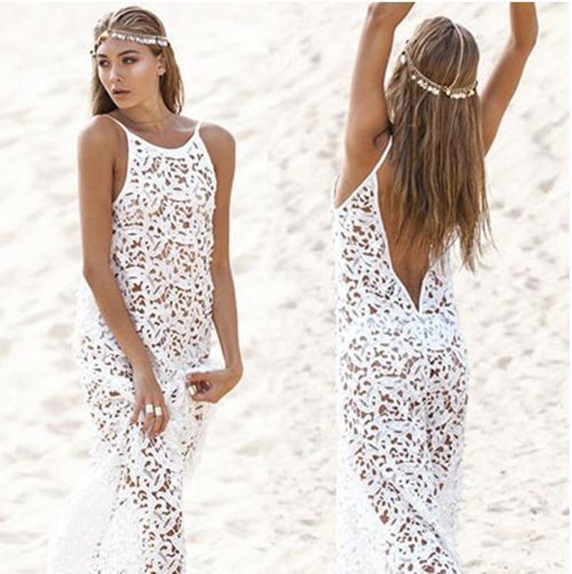 New 2016 beach tunic sexy swimwear cover up women beach for Beach shirt cover up
