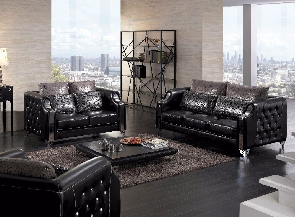 2016 modern time limited top fashion beanbag chaise sofas Living room sets with chaise lounge