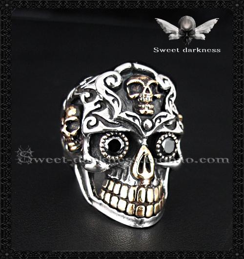 Здесь можно купить  Silver skull blood agate skull ring Silver skull blood agate skull ring Ювелирные изделия и часы