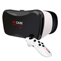 2016 Newest Virtual Reality 3D Glasses VR BOX 3 0 Version VR CASE With Remote Controller