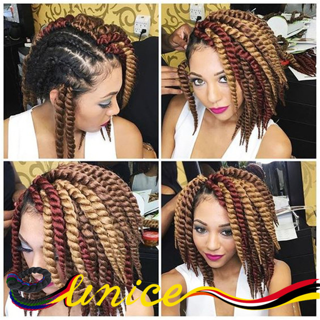 ... Braids Jumbo Box Braids Synthetic Crochet Braids Curly Hair Extensions