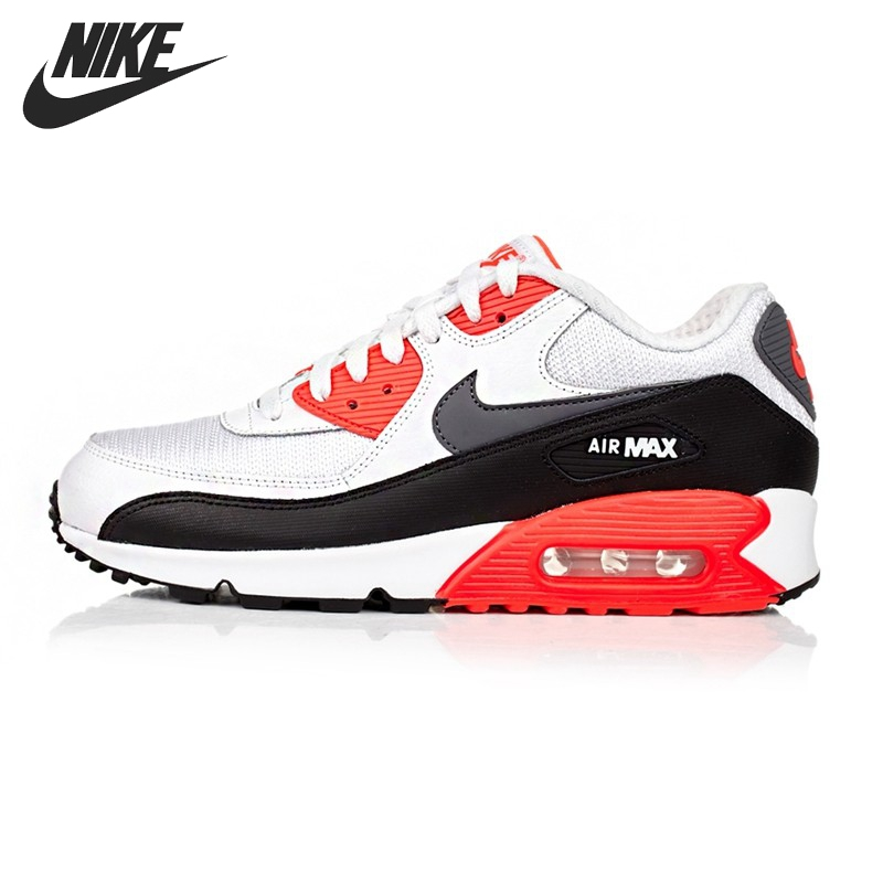 Original NIKE AIR MAX 90 Men's Running Shoes Low top sneakers free shipping(China (Mainland))