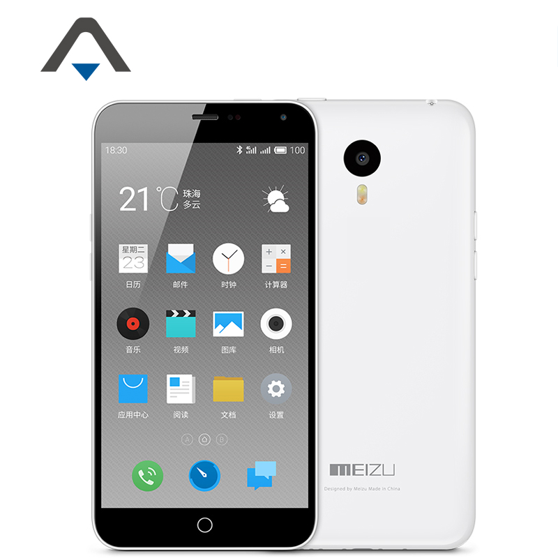 Original Meizu M2 Note 2 LTE 4G CellPhone MTK6753 Octa Core 5 5 1920X1080 2GB RAM