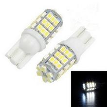 Led car reading light T10 42SMD-1206 3020 width light / work lamp / instrument lights specializing in car styling Free Shipping(China (Mainland))