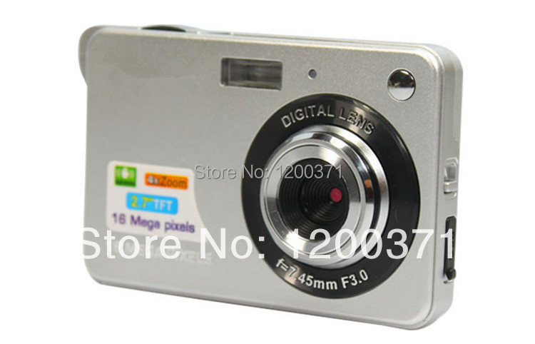 2015 new 16 million pixel camera macro home made ultra thin digital camera Special Direct Fashion