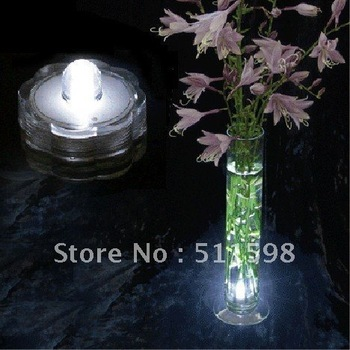 HOT  SELLING ,led waterproof candle light, Bar/Club lighting,battery operated submersible led candle for party decoration