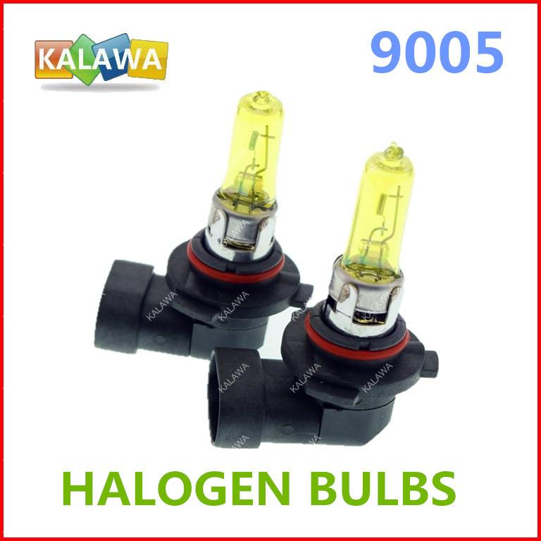 1 pair 12V 65W 9005 halogen bulbs car headlight bulbs,fog lamps for all cars freeshipping^LLL(China (Mainland))