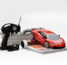 Free shipping High Performance Fast speed 4WD RC Drift Car Firelap Miniz Electric RC Car RTR ABS Alloy Radio Control Car(China (Mainland))
