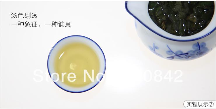 500g, five bags Oolong Tea Anxi Tie Guan Yin , Oolong tea , Weight Loss Tea Gao shan cha(China (Mainland))