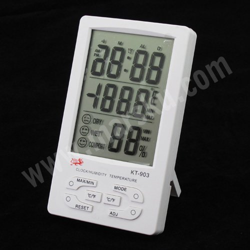 Здесь можно купить  10pcs/lot Wireless Digital Clocks Thermometers Hygrometers Meters   Free shipping with Tracking Number 1302 10pcs/lot Wireless Digital Clocks Thermometers Hygrometers Meters   Free shipping with Tracking Number 1302 Инструменты