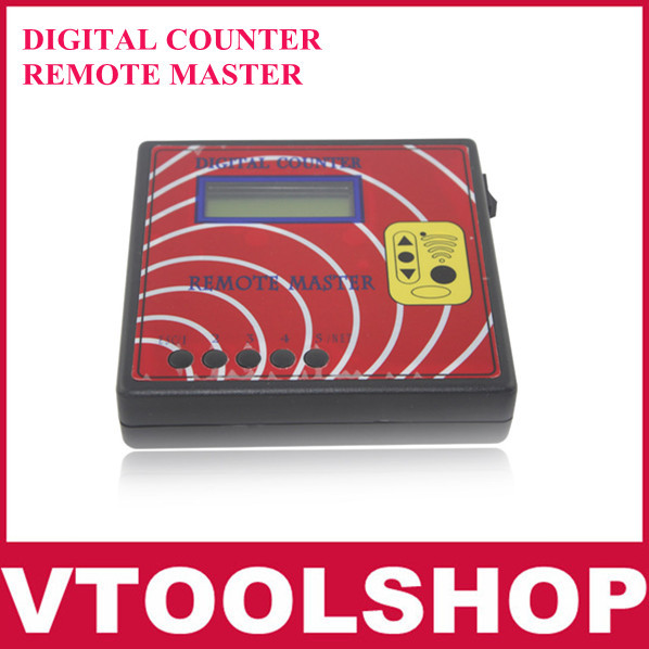 Wholesale 2013 New Arrival OBD2 Vehicle Tools DIGITAL COUNTER REMOTE MASTER Free shipping(China (Mainland))