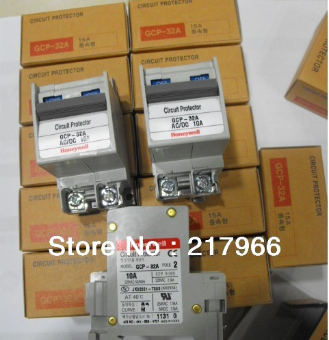 New and original Honeywell Circuit Protector GCP-32A 10A free shipping<br><br>Aliexpress