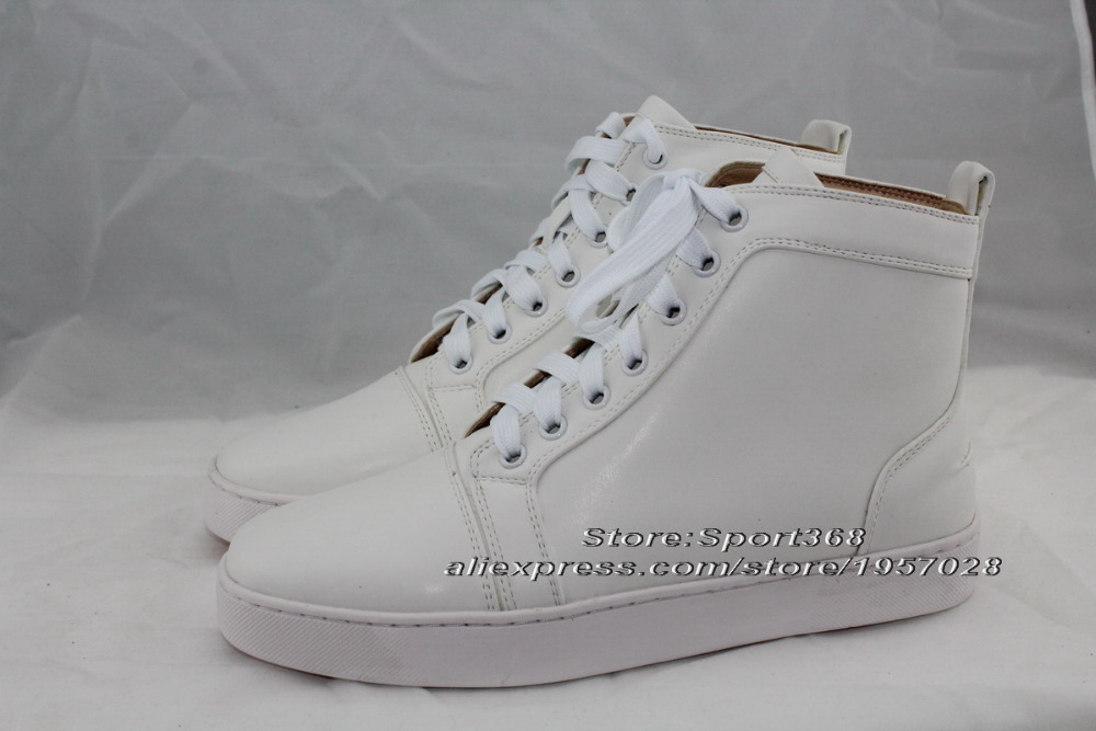 High Quality White Red Bottom Shoes for Men Promotion-Shop for ...