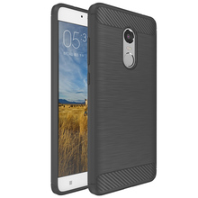 Buy Xiaomi Redmi Note 4 Luxury Silicon Case Soft TPU Phone Back Cover Carbon Fiber Texture Coque Xiaomi Redmi Note 4 Pro for $1.99 in AliExpress store