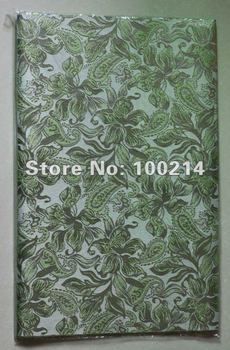 FREE SHIPPING! New design and hot-selling African Sego headtie , DAMASK SEGO, AFRICAN HEAD TIE,GELE,LIGHT GREEN,HT0029