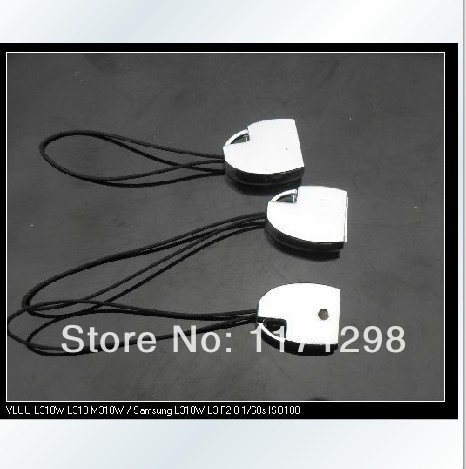 DIY charms 50pcs10mm D head connector charms can through 10mm band Fit key chain Phone strips(China (Mainland))