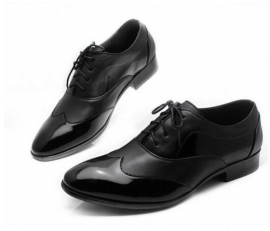 Chaussures Homme Crocodile Cuir Crocodile Style en Cuir Hommes