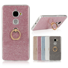Buy Bling Glitter Ring Holder Stand Phone Case Soft TPU Back Cover Leeco Le 2 Case Accessories for $2.68 in AliExpress store