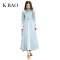 Spring Female Cotton Linen Dresses Long Floor Length Dress Traditional Chinese Clothing For Women Ethnic Clothing