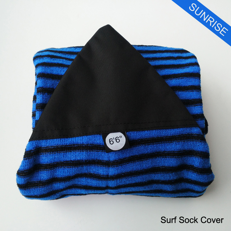 """Surfboard Cover Good Quality Knit Surf Sock Stretch Terry 6'6"""" Surfboard Sock(China (Mainland))"""