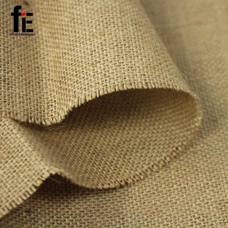 achetez en gros jute tissu en ligne des grossistes jute tissu chinois. Black Bedroom Furniture Sets. Home Design Ideas