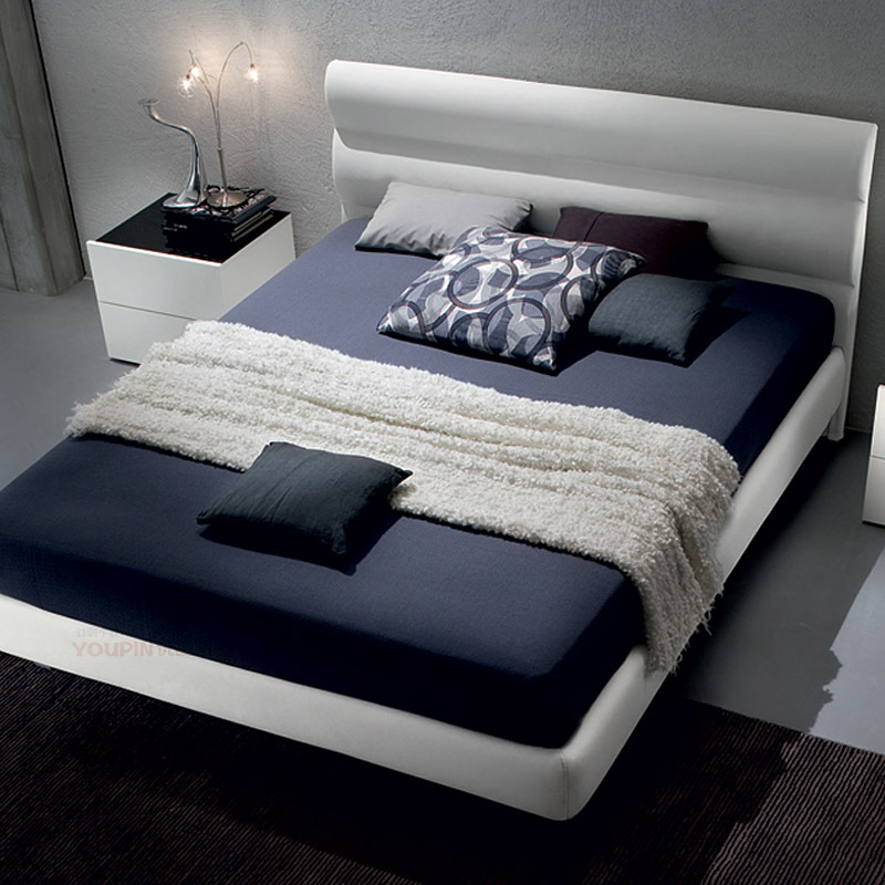 online get cheap designer wooden bed