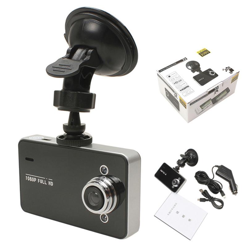 HD 720P 2 4 Car DVR Camera LED Night Vision Portable Mini Dash Cam