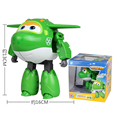 Auldey Super Wings Toys Deformation Planes Transformation Robot Action Toy Figures For Christmas gift Brinquedos