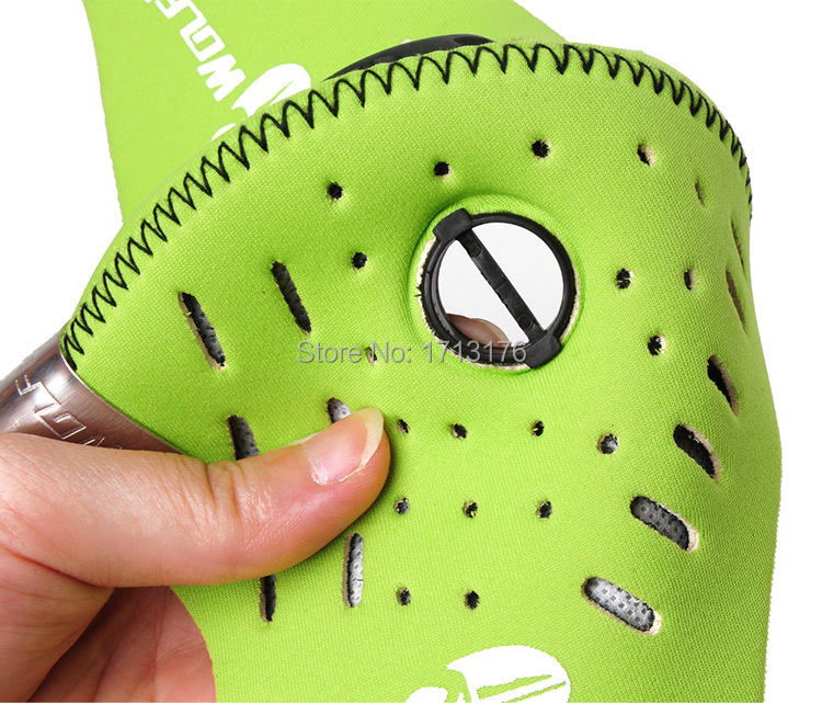 Special Design Outdoor Dust Windproof Cycling Masks II