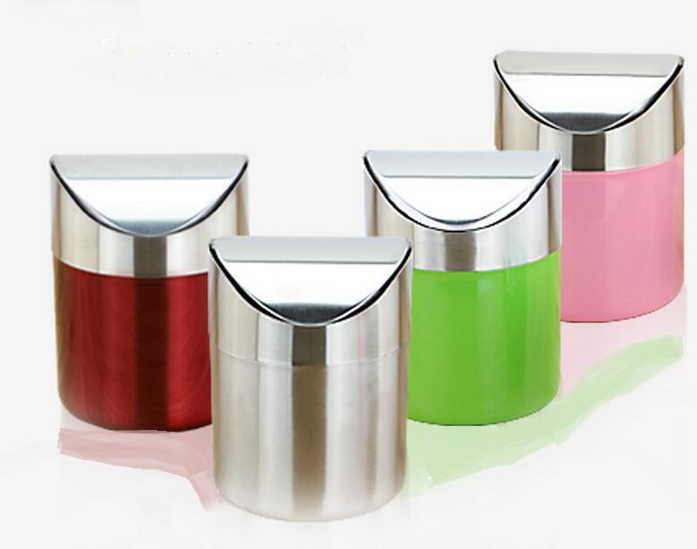 achetez en gros poubelle en acier en ligne des grossistes poubelle en acier chinois. Black Bedroom Furniture Sets. Home Design Ideas