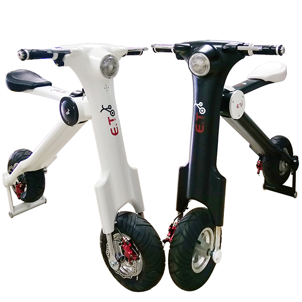 Free Shipping Electric Scooter 2015 New Electrical Bicycle Scooter 350w 2 Wheels Folding Scooter Easy Carry Mini Scooter(China (Mainland))