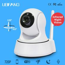 LeFang Wireless IP Camera 720P WIFI Home Security CCTV Surveillance Camera P2P Infrared Night Vision(China (Mainland))