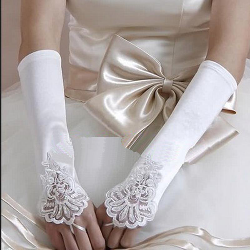 Свадебные перчатки YRD HQ0004