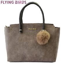 FLYING BIRDS! famous brand women PU leather Handbags Women Shoulder Bag Messenger Bags popular lady pouch 7 color LS3626