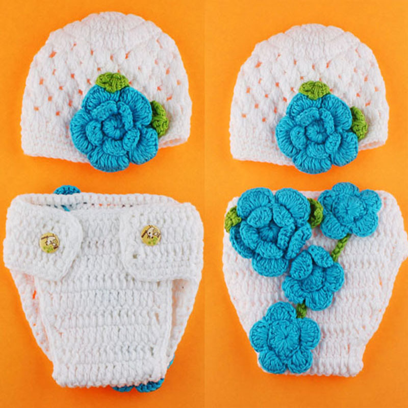 Aliexpress.com : Buy Newborn Photography Props Crochet ...