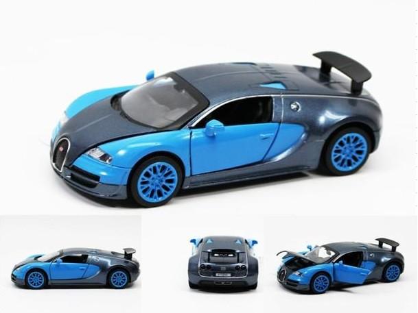 New 1:32 Bugatti Veyron Model Car Toys Pattern Diecast Sound & light C013(China (Mainland))