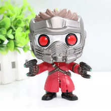 Buy Anime Funko POP Guardians Galaxy Star Lord PVC Action Figure Collectible Model doll toy 10cm 47# for $5.94 in AliExpress store