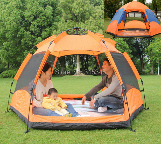 FRP pole material outdoor easy up folding tent Portable outdoor pop up beach tent(China (Mainland))