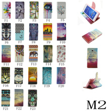 Buy Fashion Flower Cat Tiger Printed Flip Wallet Case Book Style Stand Leather Cover Sony Xperia M2 D2303 D2305/ M2 Dual D2302 for $3.49 in AliExpress store